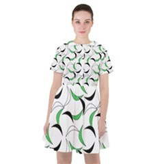 Simply Retro Green Sailor Dress by TimelessFashion