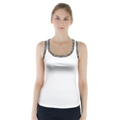 Timeless! Racer Back Sports Top by TimelessFashion