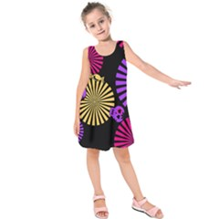 Want To Be Different Kids  Sleeveless Dress by WensdaiAmbrose