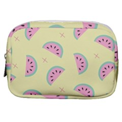 Watermelon Wallpapers  Creative Illustration And Pattern Make Up Pouch (small)