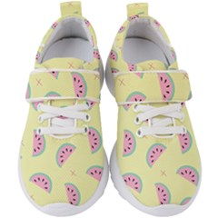 Watermelon Wallpapers  Creative Illustration And Pattern Kids  Velcro Strap Shoes