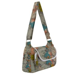 World Map Vintage Multipack Bag by BangZart