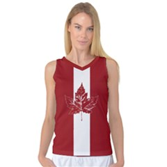 Cool Canada Shirts Women s Basketball Tank Top by CanadaSouvenirs