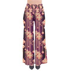 Illustrations Seamless Pattern So Vintage Palazzo Pants