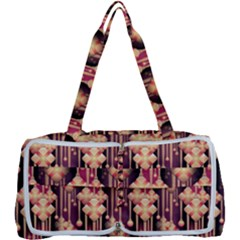 Illustrations Seamless Pattern Multi Function Bag