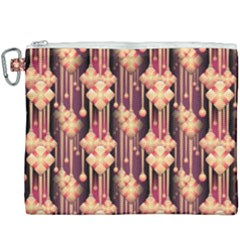 Illustrations Seamless Pattern Canvas Cosmetic Bag (XXXL)