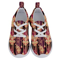 Illustrations Seamless Pattern Running Shoes