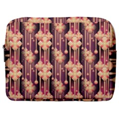 Illustrations Seamless Pattern Make Up Pouch (Large)