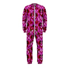 Flowers And Bloom In Sweet And Nice Decorative Style Onepiece Jumpsuit (kids) by pepitasart