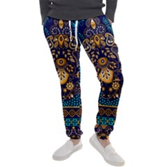 African Pattern Men s Jogger Sweatpants by Sobalvarro