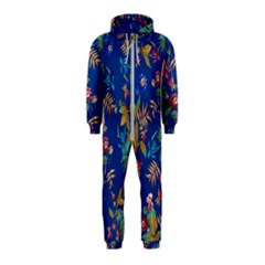 Tropical Paradise Hooded Jumpsuit (kids) by tarastyle