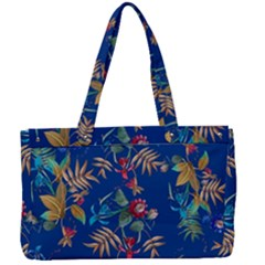 Tropical Paradise Canvas Work Bag