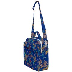 Tropical Paradise Crossbody Day Bag by tarastyle