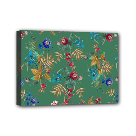 Tropical Paradise Mini Canvas 7  X 5  (stretched) by tarastyle