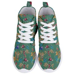 Tropical Paradise Women s Lightweight High Top Sneakers by tarastyle