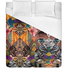Tropical Paradise Duvet Cover (california King Size) by tarastyle