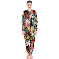Tropical Paradise Onepiece Jumpsuit (ladies)  by tarastyle