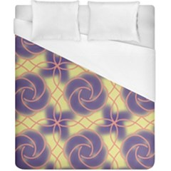 Colorful Abstract Pattern Duvet Cover (california King Size) by tarastyle
