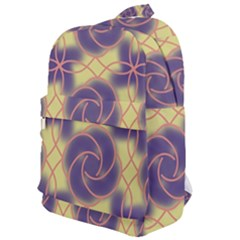Colorful Abstract Pattern Classic Backpack by tarastyle