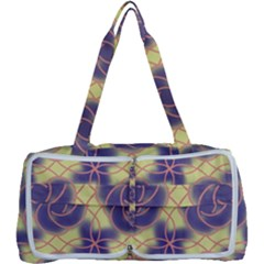 Colorful Abstract Pattern Multi Function Bag by tarastyle