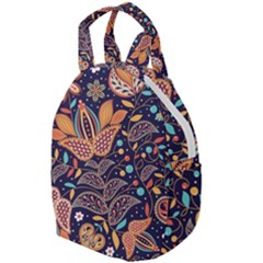 Paisley Travel Backpacks by Wmcs91