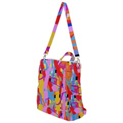 Confetti Nights 2a Crossbody Backpack by impacteesstreetweartwo