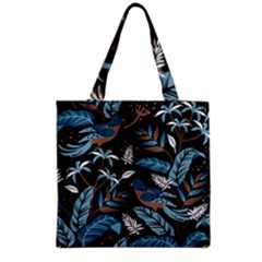 Birds In The Nature Grocery Tote Bag by Sobalvarro