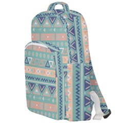 Tribal Double Compartment Backpack by Sobalvarro
