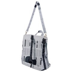 Guitar Chords Guitar Chords Chord Crossbody Backpack