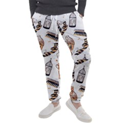 Hufflepuff Pattern Men s Jogger Sweatpants by Sobalvarro