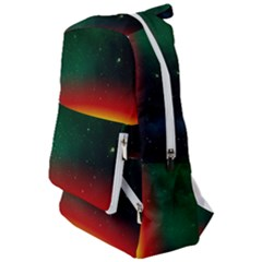 Galaxy Rainbow Universe Star Space Travelers  Backpack