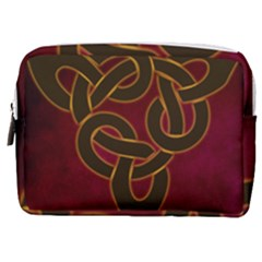 Celtic Spiritual Pattern Art Make Up Pouch (medium)