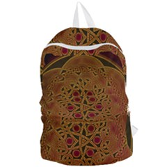 Celtic Spiritual Pattern Art Foldable Lightweight Backpack