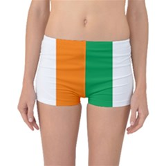 Flag Of Ireland Irish Flag Boyleg Bikini Bottoms by FlagGallery