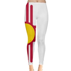 New Mexico Flag Leggings  by FlagGallery