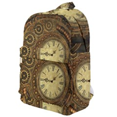 Noble Steampunk Clockwork Classic Backpack by FantasyWorld7