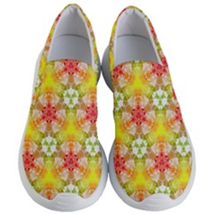 Background Abstract Pattern Texture Women s Lightweight Slip Ons
