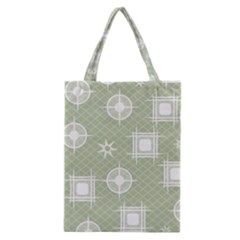 Background Non Seamless Pattern Classic Tote Bag