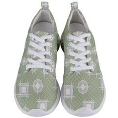 Background Non Seamless Pattern Men s Lightweight Sports Shoes