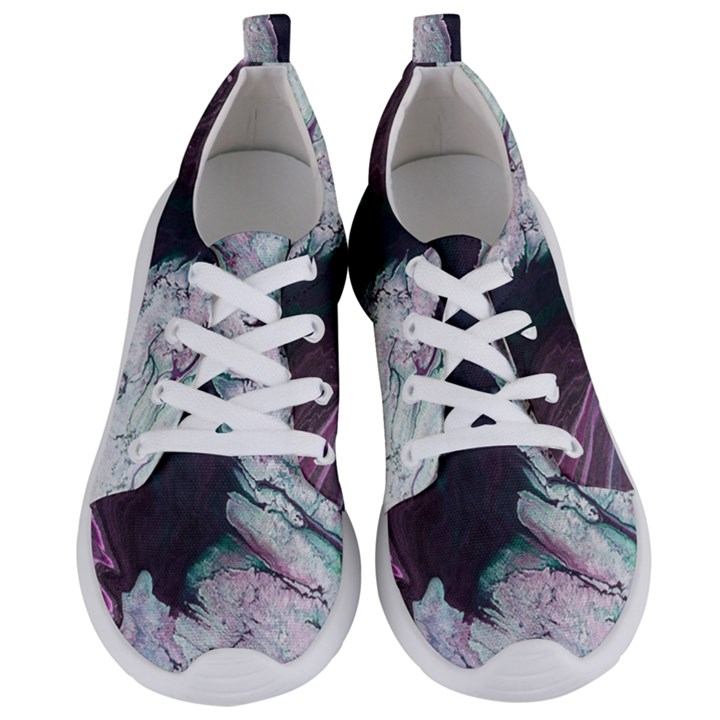 Color Acrylic Paint Art Painting Women s Lightweight Sports Shoes