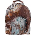Paint Acrylic Paint Art Colorful Mini Full Print Backpack View1