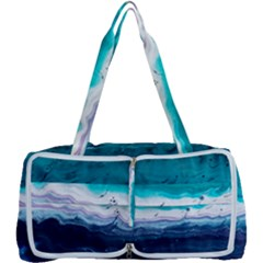 Color Acrylic Paint Art Painting Multi Function Bag