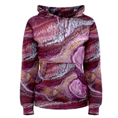 Paint Acrylic Paint Art Colorful Women s Pullover Hoodie by Pakrebo