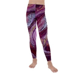 Paint Acrylic Paint Art Colorful Kids  Lightweight Velour Leggings by Pakrebo