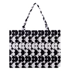 Seamless Pattern Wallpaper Medium Tote Bag