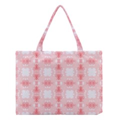 Seamless Wallpaper Butterfly Medium Tote Bag