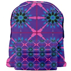 Seamless Wallpaper Art Digital Giant Full Print Backpack