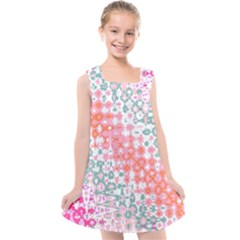 Springtemptation Kids  Cross Back Dress by designsbyamerianna
