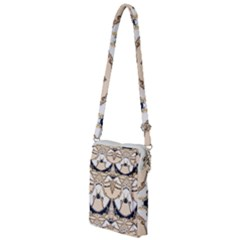 Chains Glam Pattern Multi Function Travel Bag by tarastyle