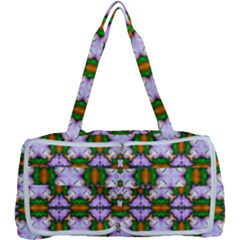 Seamless Wallpaper Digital Multi Function Bag